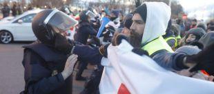Fitur arranca en el epicentro de las protestas del taxi: