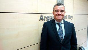 El alcalde de Arganda y presidente de la Federación de Municipios de Madrid, Guillermo Hita.