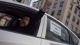 La caída del taxi: 100 millones menos y la mitad de los viajes desde hace diez años