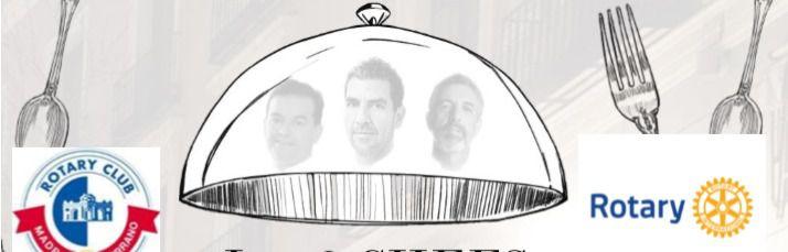 Jornada gastronómica solidaria.