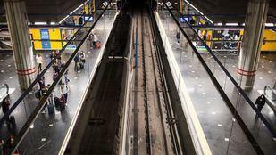 Nueva jornada de paros en Metro