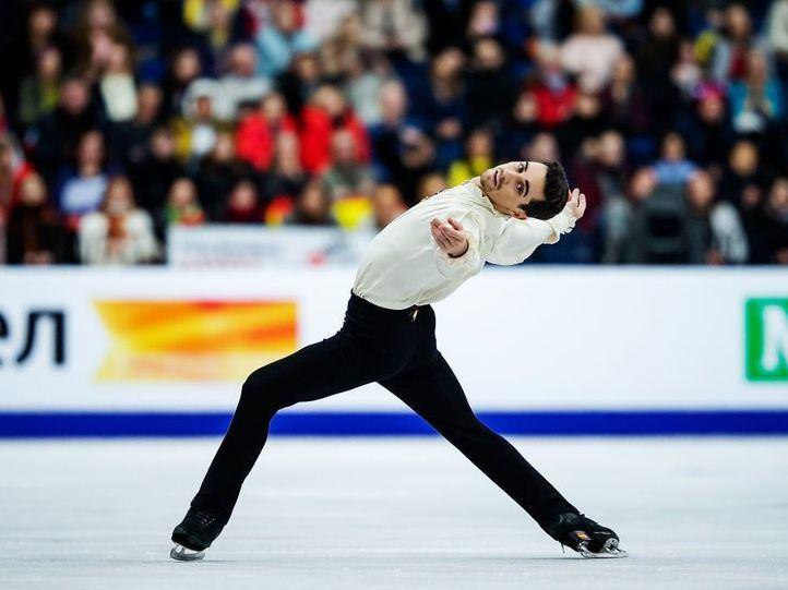 Javier Fernández se retira ganando su séptimo campeonato de Europa