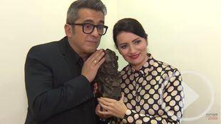 Buenafuente y Silvia Abril no callarán nada en los Goya