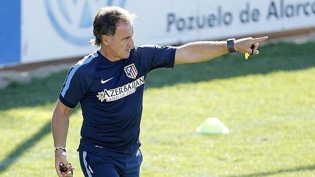 Óscar Ortega, preparador físico del Atlético de Madrid, ha sido detenido  por un supuesto caso de violencia de género.