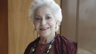 La mezzosoprano madrileña Teresa Berganza.