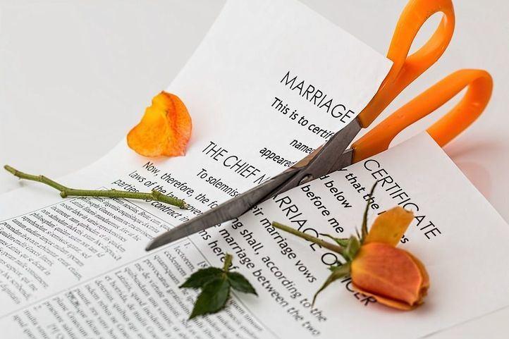 Ir de la mano de abogados expertos, clave para afrontar un divorcio