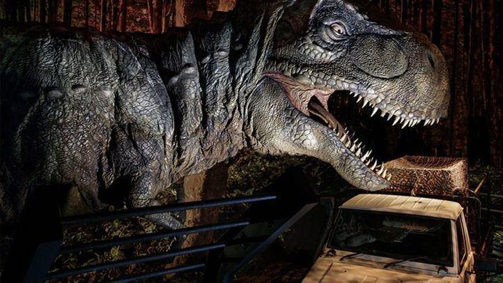 Más tiempo para los dinosaurios en Madrid: Jurassic World: The Exhibition, prorrogada hasta marzo
