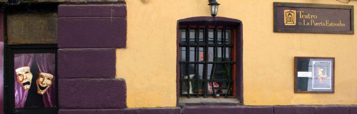 Cierra el teatro de la Puerta Estrecha, en Lavapiés