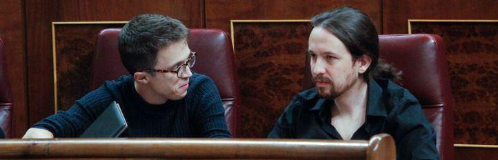 Iglesias y Errejón, ausentes en el Consejo Estatal de Podemos