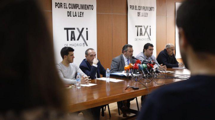 Los taxistas, abiertos a negociar sobre una nueva propuesta