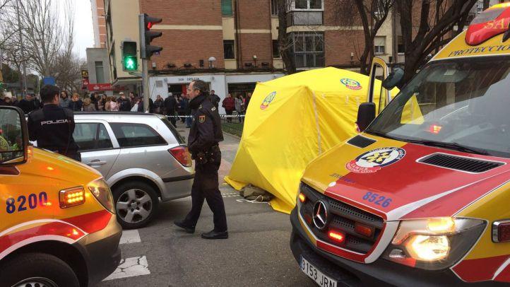 Un hombre fallece atropellado por un coche sin conductor