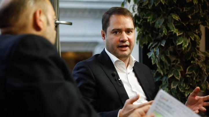 Entrevista al alcalde de Torrejón de Ardoz, Ignacio Vázquez, en la Terraza de Gran Vía.