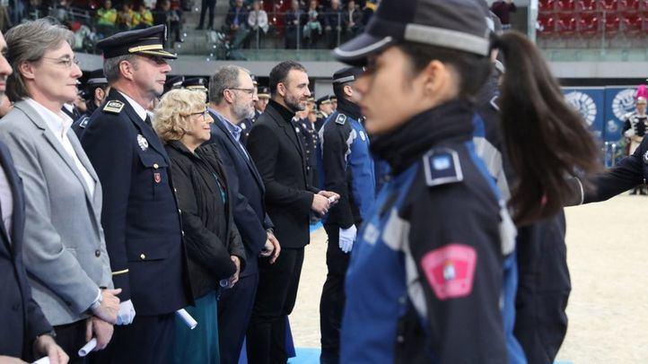 Más sueldo y menos horas: la Policía Municipal estrena convenio