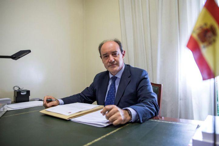 Celso Rodríguez Padrón, nuevo presidente del TSJM