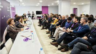 Consejo Ciudadano Estatal de Podemos.
