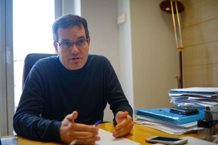 Chema Dávila, candidato a las primarias del PSOE