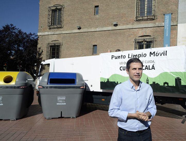 Javier Rodríguez Palacios, en una foto de archivo.