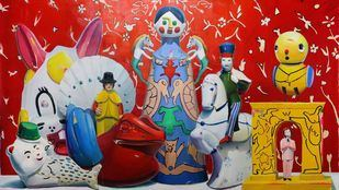 'El taller de las moscas' de Ana Barriga.