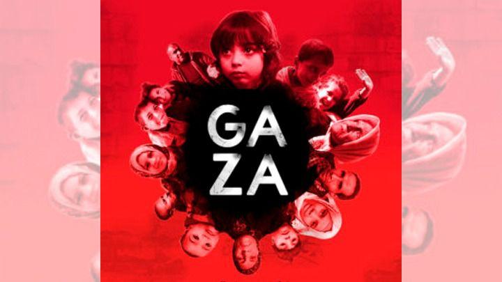 Poster del documental 'Gaza', nominado a los Premios Goya 2019.