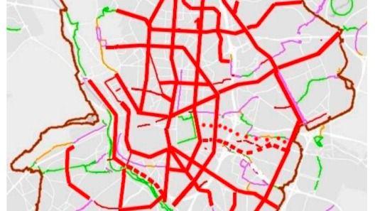 Objetivo: una red ciclista madrileña en 2021