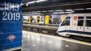 Nueva ronda de paros en Metro de Madrid