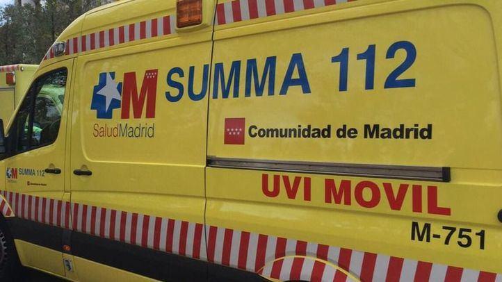 Heridos graves al chocar su coche contra un árbol en San Martín de Valdeiglesias