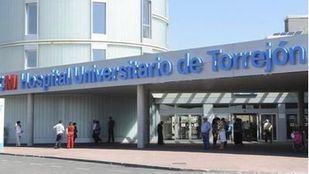 Hospital de Torrejón de Ardoz.