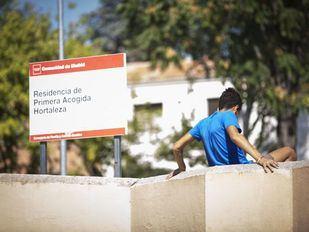 El TSJM rechaza las medidas solicitadas para paralizar el traslado de MENAS al IES San Fernando