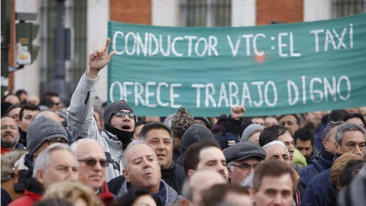 La Comunidad no aceptará la precontratación temporal de las VTC