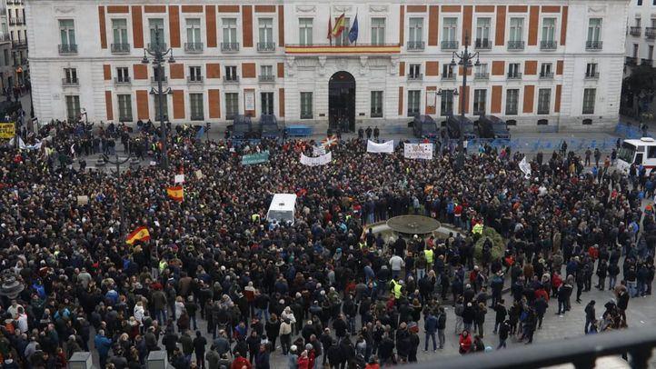 Élite Madrid convoca una nueva manifestación para este sábado