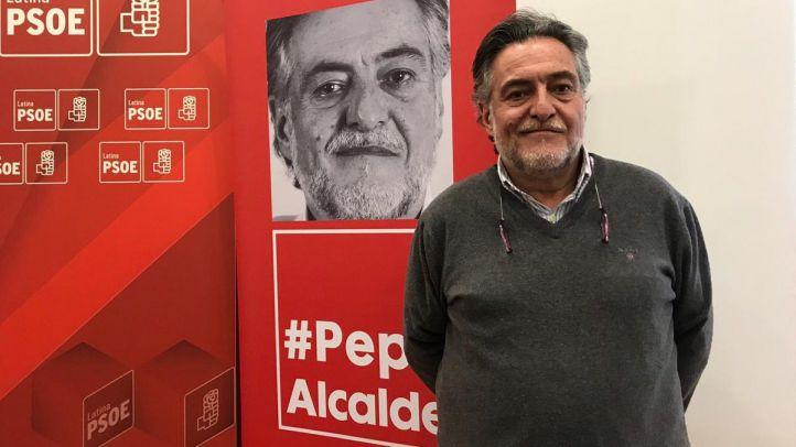 Pepu Hernández arranca la campaña con un acto en Latina