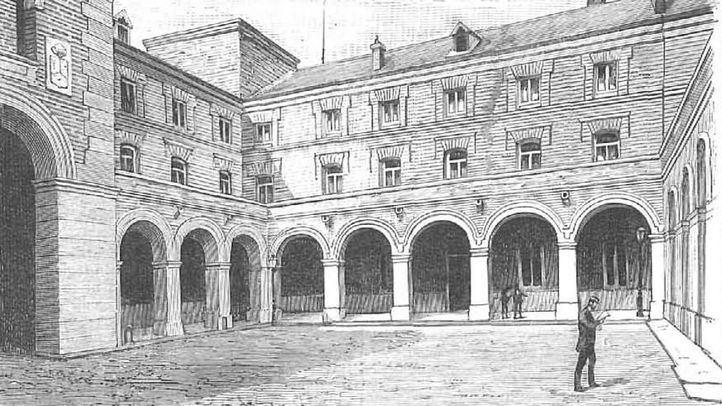 La primera piedra de la primera cárcel moderna