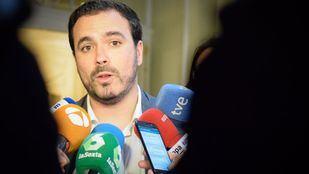 Garzón advierte de diferencias