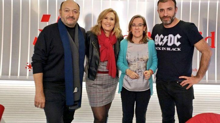 Puri Causapié: 'Garrido quiere desgastar a los taxistas para liberalizar el sector'