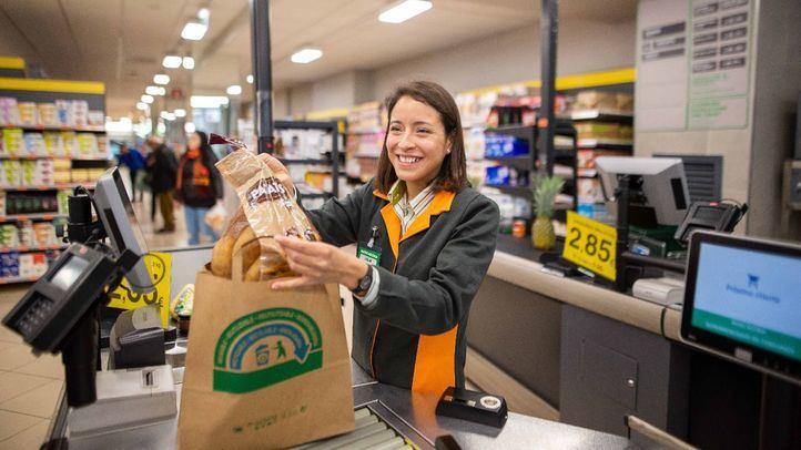 Cuenta atrás para el fin de las bolsas de plástico en Mercadona