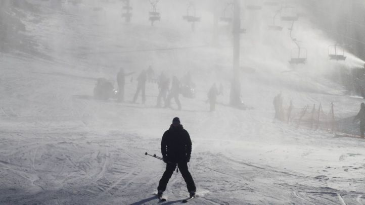 Arranca la temporada de nieve: Valdesquí abre 13 km de pistas