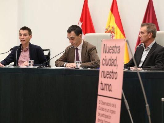 El Consistorio invita a participar en el Observatorio de la Ciudad a 30.000 madrileños