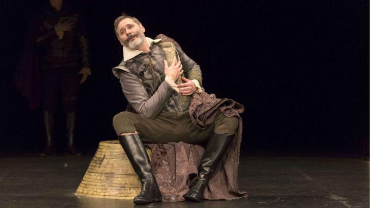 'Todas hieren y una mata' se representa en el Teatro Fernán Gómez