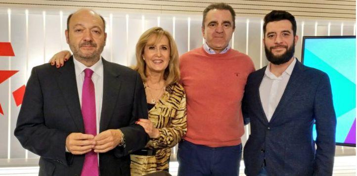 César Zafra: 'Los taxistas deberían pedir una regulación nueva para sí mismos'