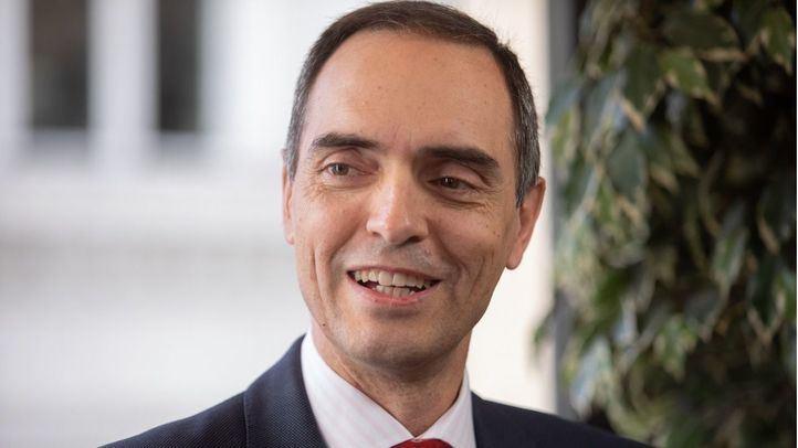 José Antonio Poveda en la Asamblea de Madrid: