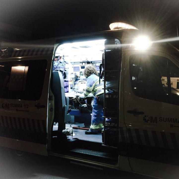 Atropello en Las Rozas: deja una herida muy grave y se da a la fuga