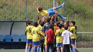El CD Goya, un histórico club de Latina, estrenará campo antes de finalizar el año