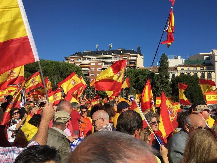 La derecha espera más de 20.000 personas en Colón
