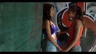 Fotograma de la película 'Carmen y Lola'.
