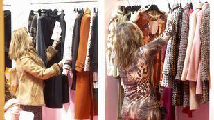 Feria de moda Momad en los pabellones 2, 12 y 14 de Ifema.