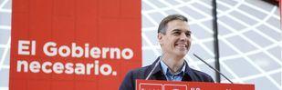 Sánchez acusa a PP, Cs y Vox de