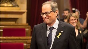 Torra confía en que su seguridad se ganantice cuando acuda al juicio del referéndum en Madrid