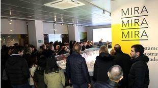 Exposición de Madrid Nuevo Norte.