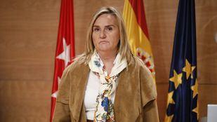 La consejera de Transportes de la Comunidad de Madrid, Rosalía Gonzalo. (Archivo)