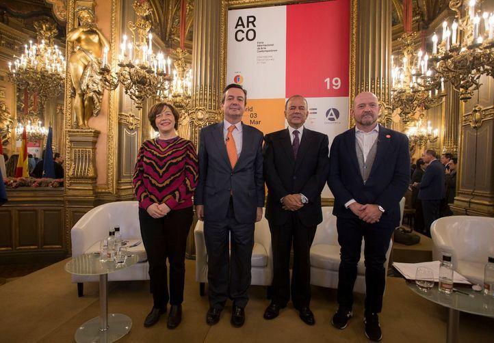 ARCOmadrid 2019: 203 galerías de arte en la edición más latina
